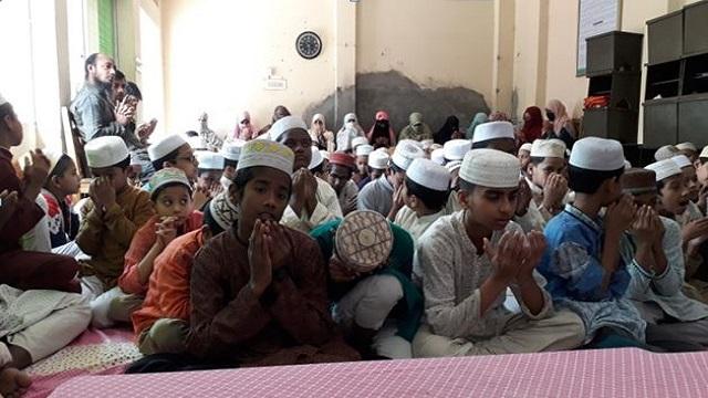 তানযীমুল উম্মাহ হিফয মাদরাসায় জাতীয় শিশু দিবস উদযাপন