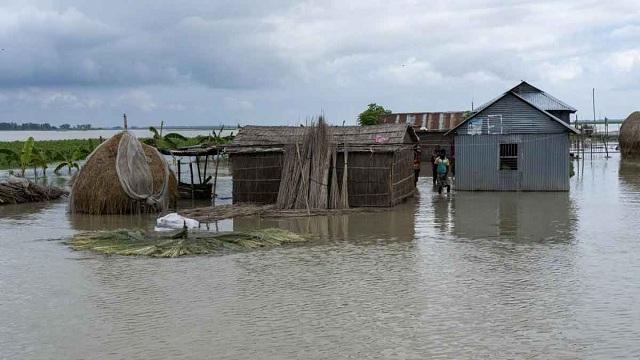 নদীভাঙনে সহায়তা পাচ্ছে রাজশাহীসহ ৩১টি জেলা